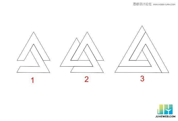 三角设计 教程