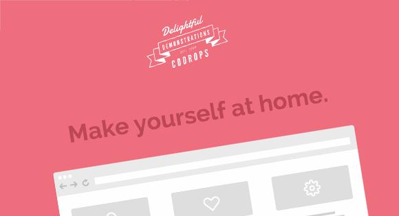 一个非常简单带动画的页面预加载JavaScript效果
