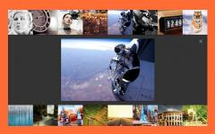 jQuery相片墙点击展开放大代码效果